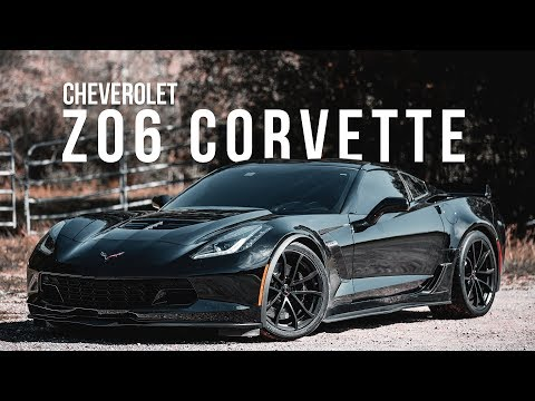 THE ULTIMATE BUDGET SUPERCAR - HP CORVETTE Z