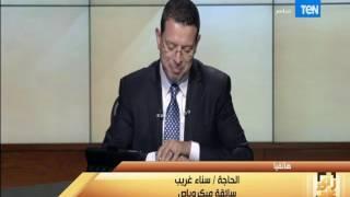 استجابة لـ رأي عام .. تكريم سناء «سائقة الميكروباص» في محافظة قنا