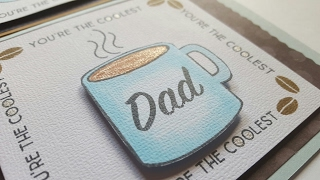Coolest Dad Father's Day Card | Maymay Made It Design Team