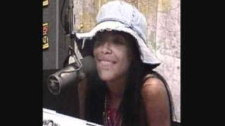 AALIYAH:The Steve Harvey Morning Show(Interview)