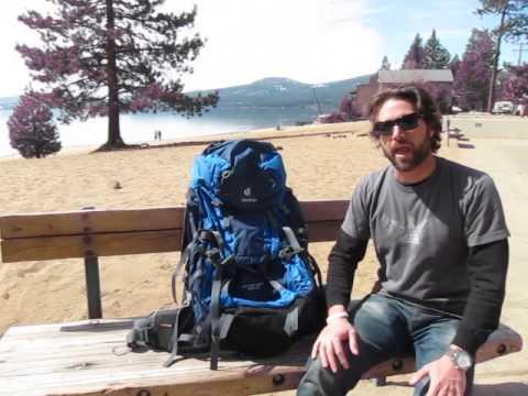 Deuter Aircontact 65+10 Backpack, Trekking & Backpacking Pack