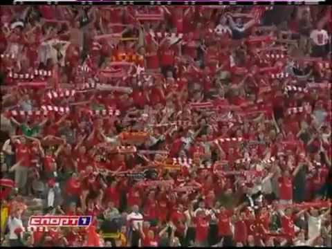 You'll Never Walk Alone  liverpool 2005