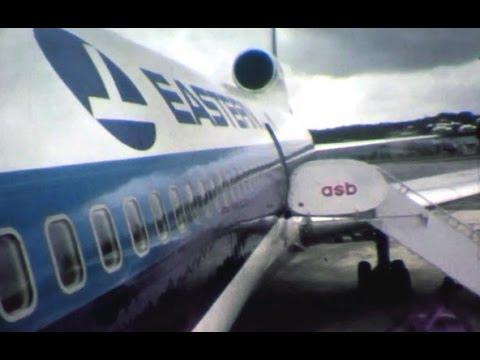 """Eastern Lockheed L-1011 TriStar - """"Departure Bermuda"""" - 1973"""