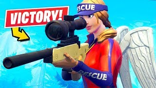 Can You WIN WITHOUT TAKING DAMAGE? in Fortnite Battle Royale