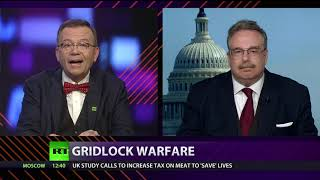 CrossTalk on the Midterms: Gridlock Warfare