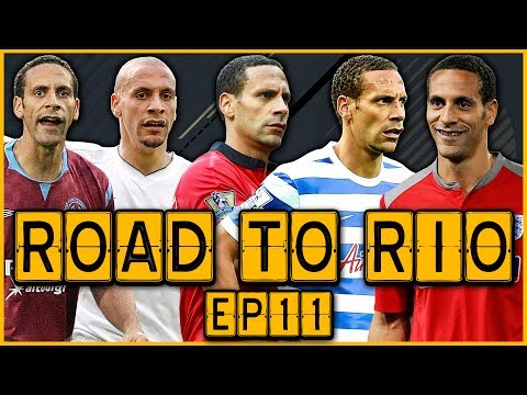 THE ROAD TO RIO #11 - Fifa 17 Ultimate Team