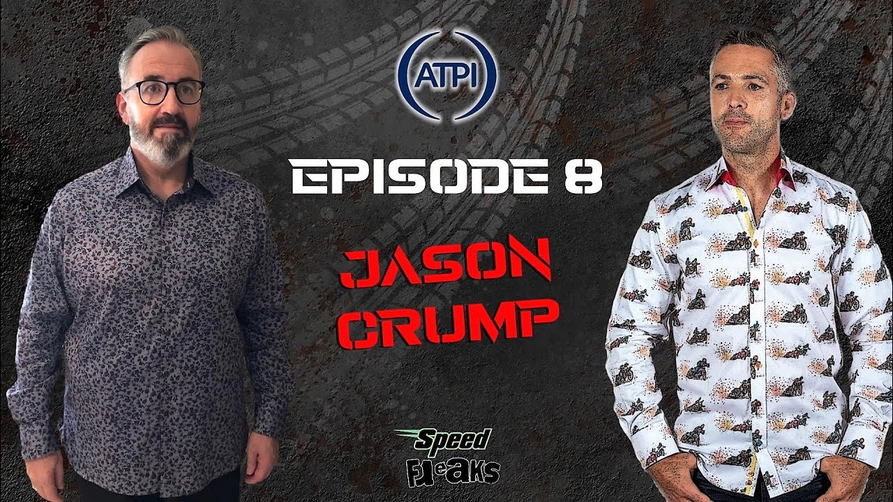 Speed Freaks Chat Show : Jason Crump : Episode 8