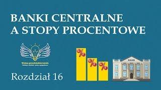 16. Banki centralne a stopy procentowe | Wolna przedsiębiorczość - dr Mateusz Machaj