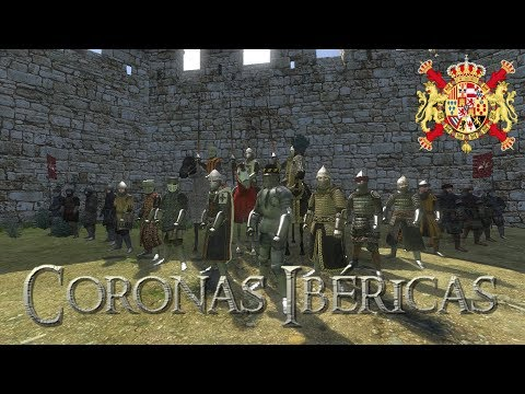 Coronas Ibéricas | Mount and Blade : Persistent World #1