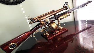 12 Most EXPENSIVE and Famous FIREARMS of ALL TIME