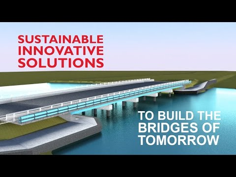 Composites: Sustainable, innovative infrastructure solutions for Halls River Bridge