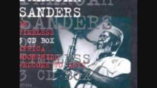 Pharoah Sanders - My One and Only Love