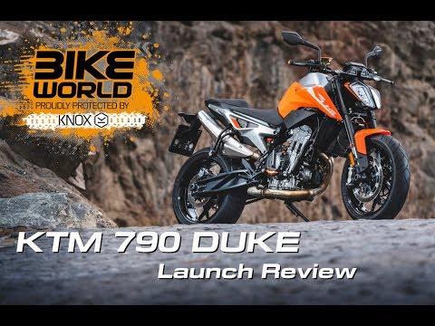 KTM 790 Duke Launch Review (Sponsored By Bike Devil)