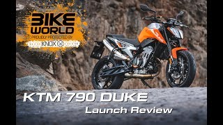 KTM 790 Duke Launch Review (Sponsored By Bike Devil)