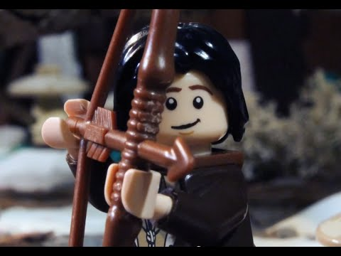 LEGO® The Hobbit™: Bard The Bowman™ The Beginning