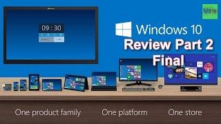 Baixar Windows 10 Review Part II - Revisado Parte II (Final)