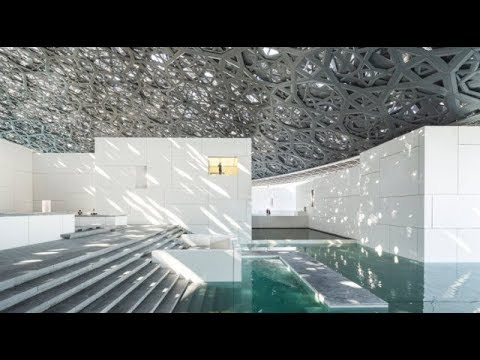 The Engineering Behind the Louvre Abu Dhabi's Striking Geometric Dome