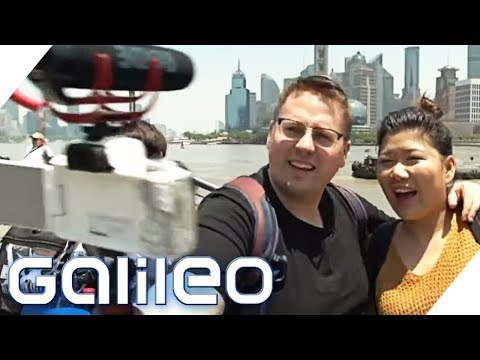15 Millionen Fans - Dieser Deutsche ist in China berühmt   Galileo   ProSieben