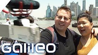 15 Millionen Fans - Dieser Deutsche ist in China berühmt | Galileo | ProSieben