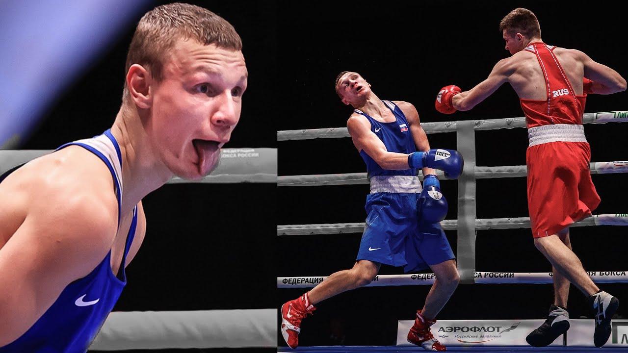 Наказал за понты! Самый зрелищный бой чемпионата России по боксу 2020