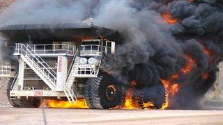 Bad Day!!! 10 Extreme Idiots at Work Skills - Heavy Equipment Machines Fail Operator Skill