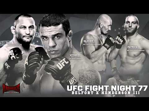 UFN 77: Belfort vs Henderson 3 Predictions- Kamikaze Overdrive MMA