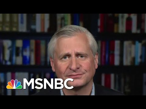 Meacham On Trump: 'Is This The Person You Want Sitting There At The Pinnacle Of Power?'   MSNBC