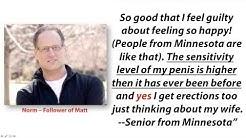 Men: the secret to regaining your sensitivity and pleasure