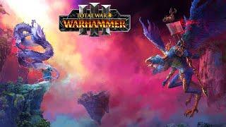 TZEENTCH REVEALED! - Kairos Fateweaver, New Daemon Units, & Chosen Problems - Total War Warhammer 3