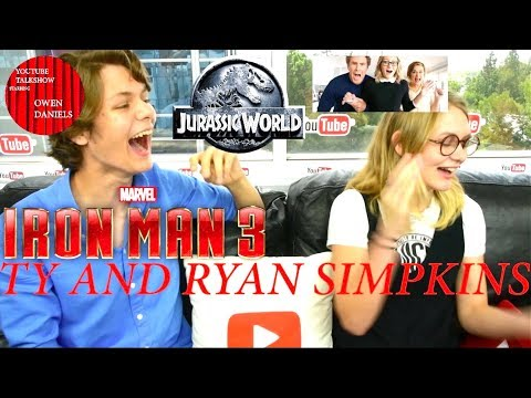 TY AND RYAN SIMPKINS  YouTube Talk With Owen Daniels