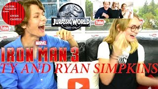 TY AND RYAN SIMPKINS - YouTube TalkShow With Owen Daniels
