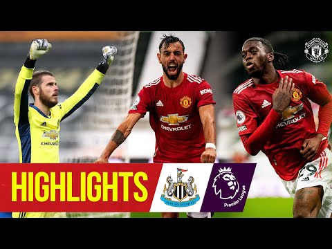 Newcastle Manchester United Goals And Highlights