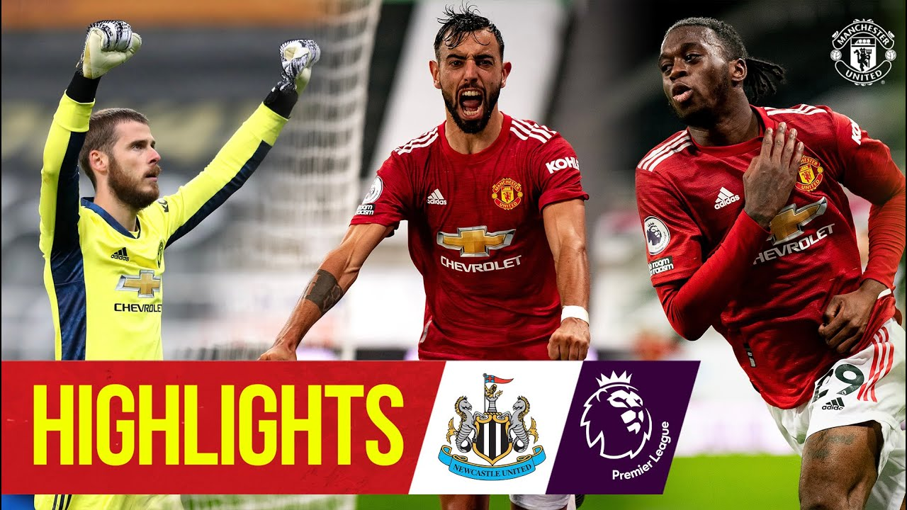 Download Highlights | Newcastle 1-4 Manchester United | Rampant Reds come from behind to claim big win