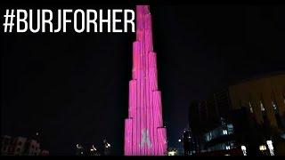 #BurjForHer