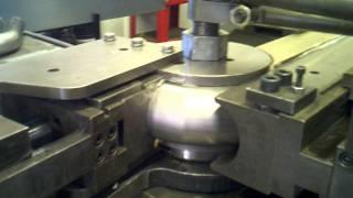 Hanksville Hot Rods-3 inch 90 degree mandrel bend.3gp