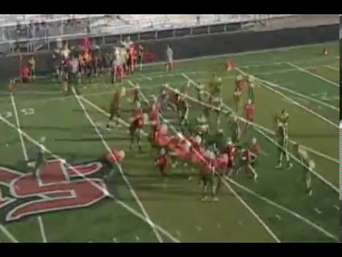 parrish middle school football highlights 2013!