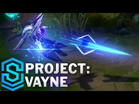 PROJECT: Vayne Skin Spotlight - League of Legends