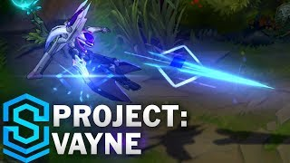 PROJECT: Vayne Skin Spotlight - League of Legends