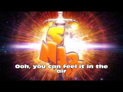SNAP - Rhythm is a Dancer / Instrumental with Lyrics ( Karaoke )