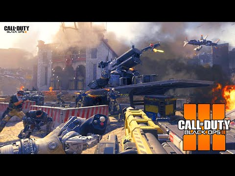 """Black Ops 3"" WORLD REVEAL TRAILER REACTIONS! (Official Call of Duty Black Ops 3)"
