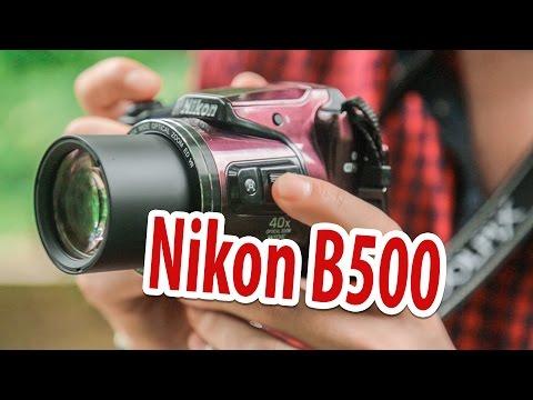 Обзор фотоаппарата Nikon COOLPIX B500