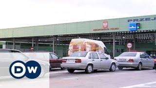 إغلاق طرق العبور عبر الحدود الأوروبية مع روسيا | صنع في ألمانيا