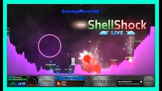 ShellShock Live - Let's Play #188 - DOUBLE FURY! [1080p 60FPS]
