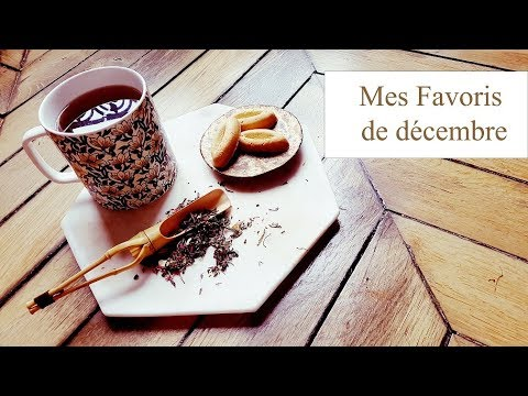 ** Mes favoris de décembre ** Thés de Noël ** Palais des thés - Les jardins de Gaia - Cape and cap