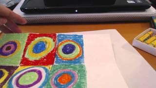 Instructional Video, Art 2, Kandinsky Circle