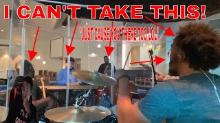 Drummer Reaction - Lacy Comer …