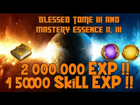 Castle Clash NEW EXP Books And ESSENCES (INSANE)