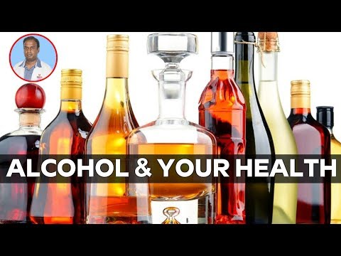 Alcohol and its effects on corporate world | Alcohol & Your Health | Neuropsychiatrist - Dr Srinivas