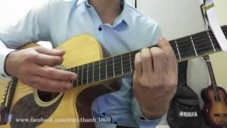Anh Sẽ Ra Đi Guitar Cover Bô Đội Super Fake