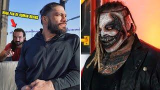Drew McIntire Admits He Is Roman Reigns Fan The Fiend Failed By WWE Writers WWE news rumors